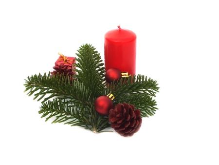 allemand décorations de Noël Banque d'images