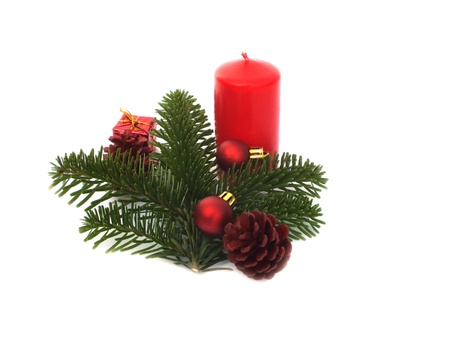 german christmas decorations Stock Photo - 15251873