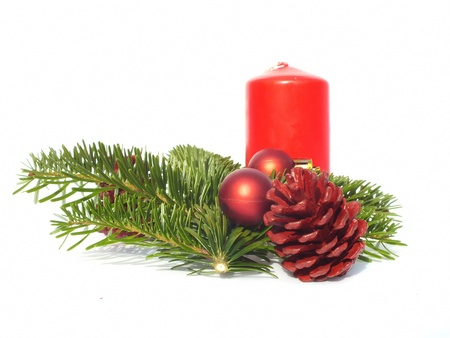 german christmas decorations Stock Photo - 15251874