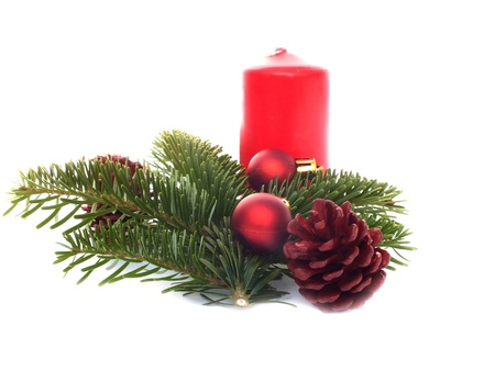 german christmas decorations Stock Photo - 15251876