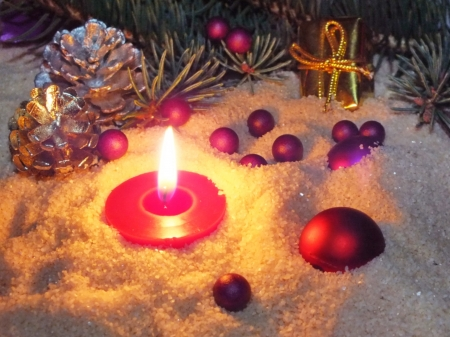 Christmas advent mood photo
