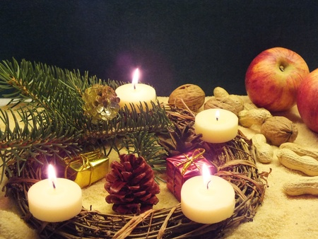 advent photo
