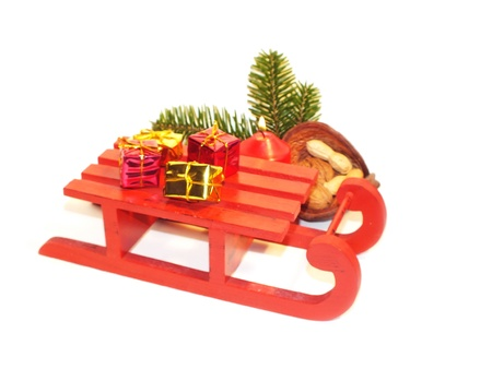 sliding colors: xmas toboggan