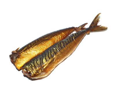 smoked mackerel  photo