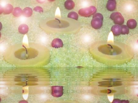 ronantic: ronantic candle