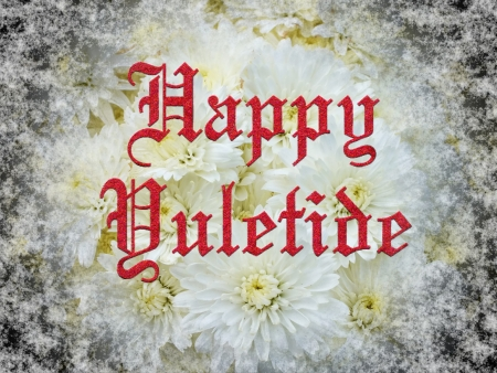 yuletide: happy Yuletide