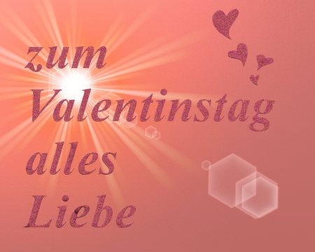 all love: in lettere tedeschi, tutto l'amore per San Valentino