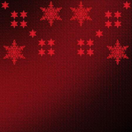 estrella: fondo rojo