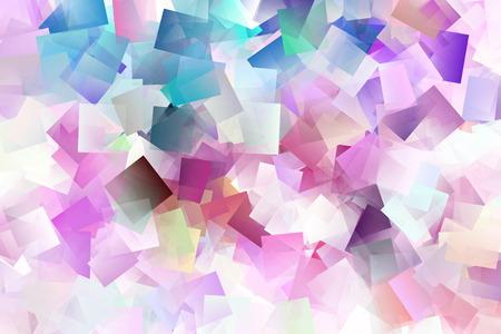 colorful art decor element style modern pattern