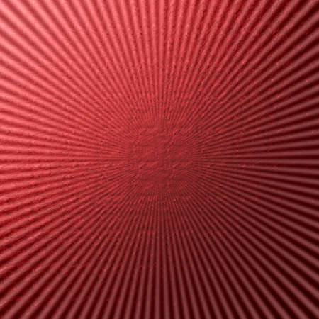 commercial painting: red background Stock Photo
