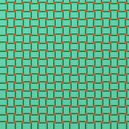 repeat pattern: many small checks, pixel colored modern pattern Stock Photo