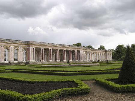 Grand Trianon of Versailles Palace, Paris.