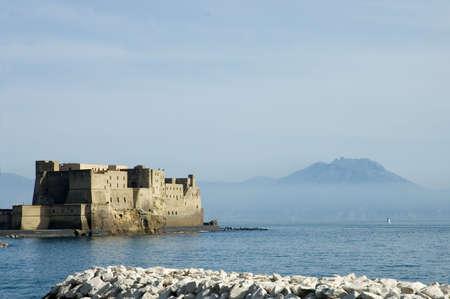 Castel dellOvo, or