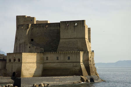 Castel dellOvo, or photo