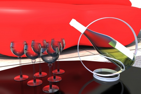 forniture: wine 01