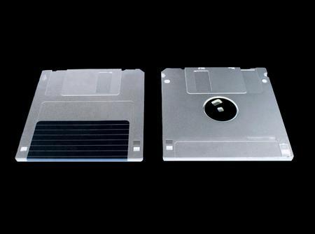 Floppy disc Archivio Fotografico