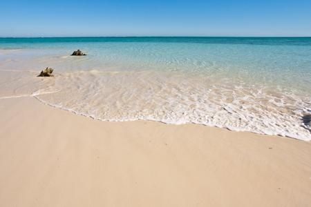 Lagune de Salaire, au sud-ouest de Madagascar