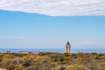 southernmost: The lighthouse of Cape Sainte Marie, the southernmost point of Madagascar
