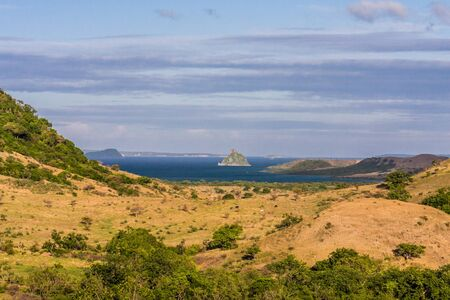 Landscape of the Antsiranana bay (Diego Suarez), northern Madagascar photo