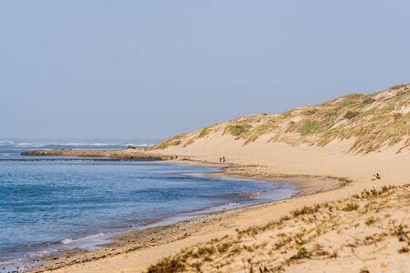 southernmost: The wild beach of Faux Cap, southernmost of Madagascar