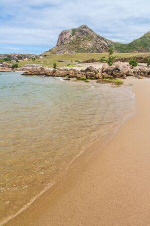 fort dauphin: Creeks of Lokaro near Fort Dauphin (Tolagnaro), southern Madagascar
