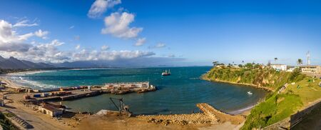 anosy: The old port of Fort Dauphin (Tolagnaro), southern Madagascar