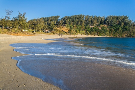 anosy: The Libanona beach of Fort Dauphin (Tolagnaro), southern Madagascar