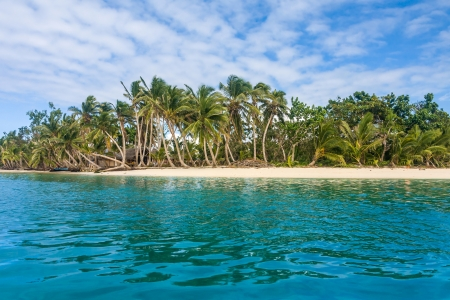 Seascape of Sainte Marie Island (Nosy Boraha), Madagascar photo