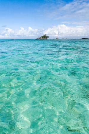 Seascape of Sainte Marie Island (Nosy Boraha), Madagascar Stock Photo - 14667502