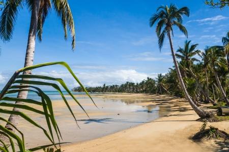 Seascape of Sainte Marie Island (Nosy Boraha), Madagascar