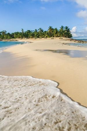 On the sandbank of Nosy Iranja, near Nosy Be, Madagascar