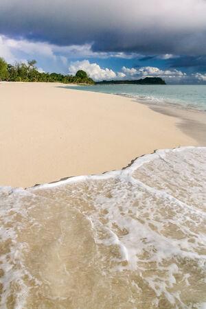 sandbank: On the sandbank of Nosy Iranja, near Nosy Be, Madagascar