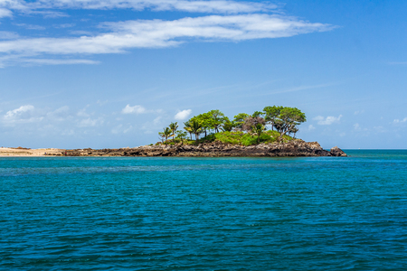 island of Nosy Komba (Nosy Be), Madagascar Stock Photo