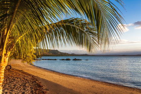 Seascape of Antsiranana bay (Diego Suarez), northern Madagascar