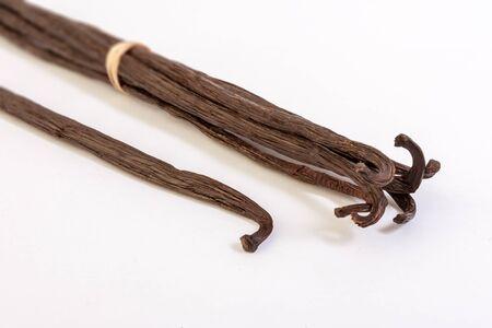 Bourbon vanilla pods from Madagascar