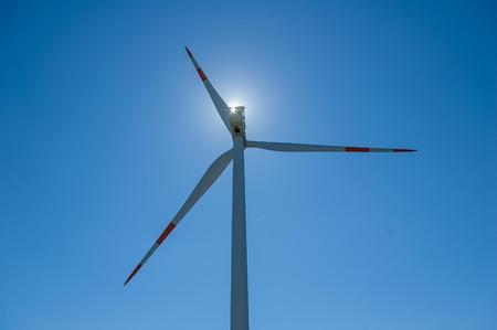 wind farm ripabella in tuscany