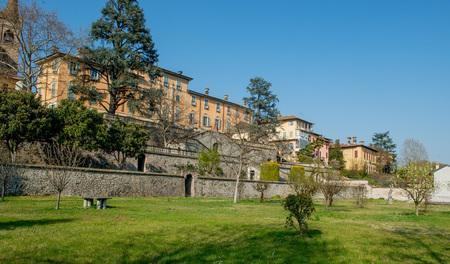 Ancient Palazzo Brambilla in Cassano dAdda