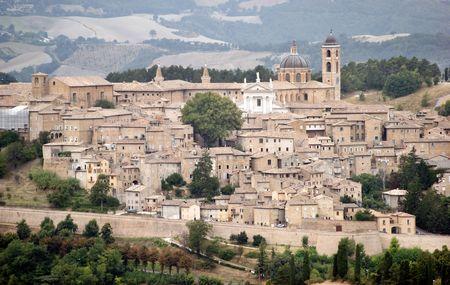 view of urbino photo