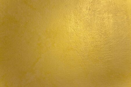 yellow wall texture Stock Photo