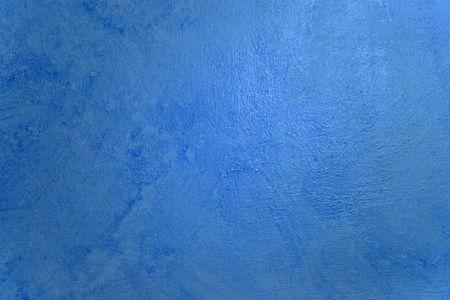polished: texure de pared azul