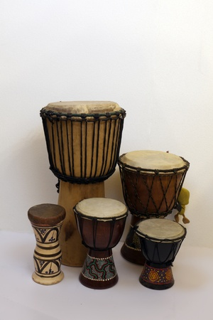 tribal instruments Stock Photo - 12223043