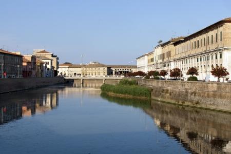 senigallia urban landscape