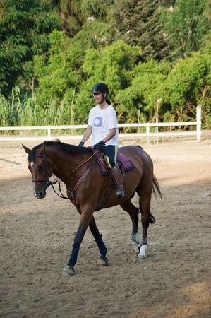 horsewoman photo