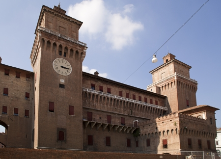 castle of Ferrara