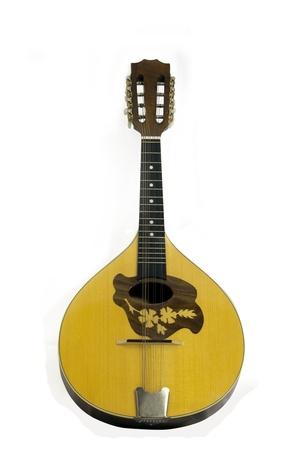 Mandolin Spanish Stock Photo