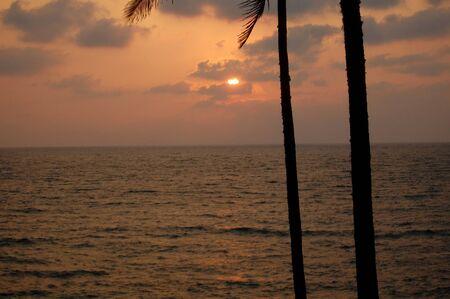 sund: sunset