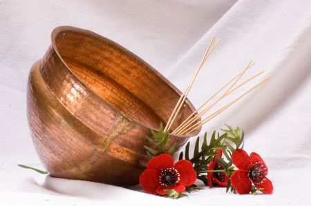 the dhara - ayurvedic treatment photo