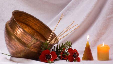 the dhara - ayurvedic treatment Stock Photo - 4605807