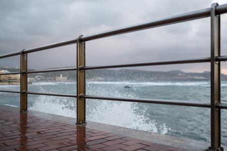 coasline in Gran Canaria Stock Photo - 83666198