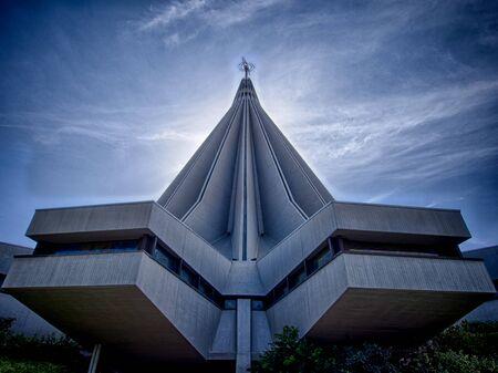 시라쿠사의 현대 교회